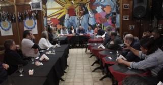 Corina Cuitiño participó de un encuentro de candidatos de la Agrupación KOLINA