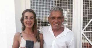 Se casó Ramón Castro y desde aquí le deseamos toda la felicidad que se merece
