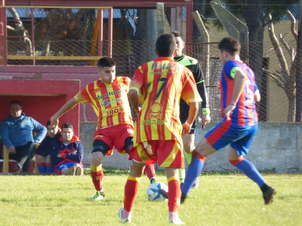 Este domingo por la tarde se llevó a cabo la tercera fecha de la fase de vuelta del Torneo de primera división que organiza la Alianza Deportiva.