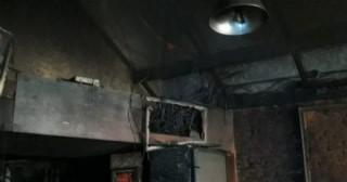 """En Pergamino un incendio destruyó el reconocido local de """"Locos por la Pizza"""""""