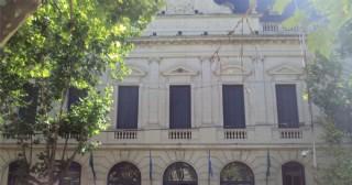 Entraron a robar al edificio de la Municipalidad de Pergamino