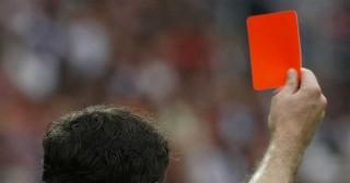 Fútbol: Sanciones aplicadas