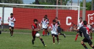 Divisiones juveniles: Se jugaron los cuartos de final