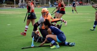 Las chicas de Argentino jugaron por el torneo de fin de año