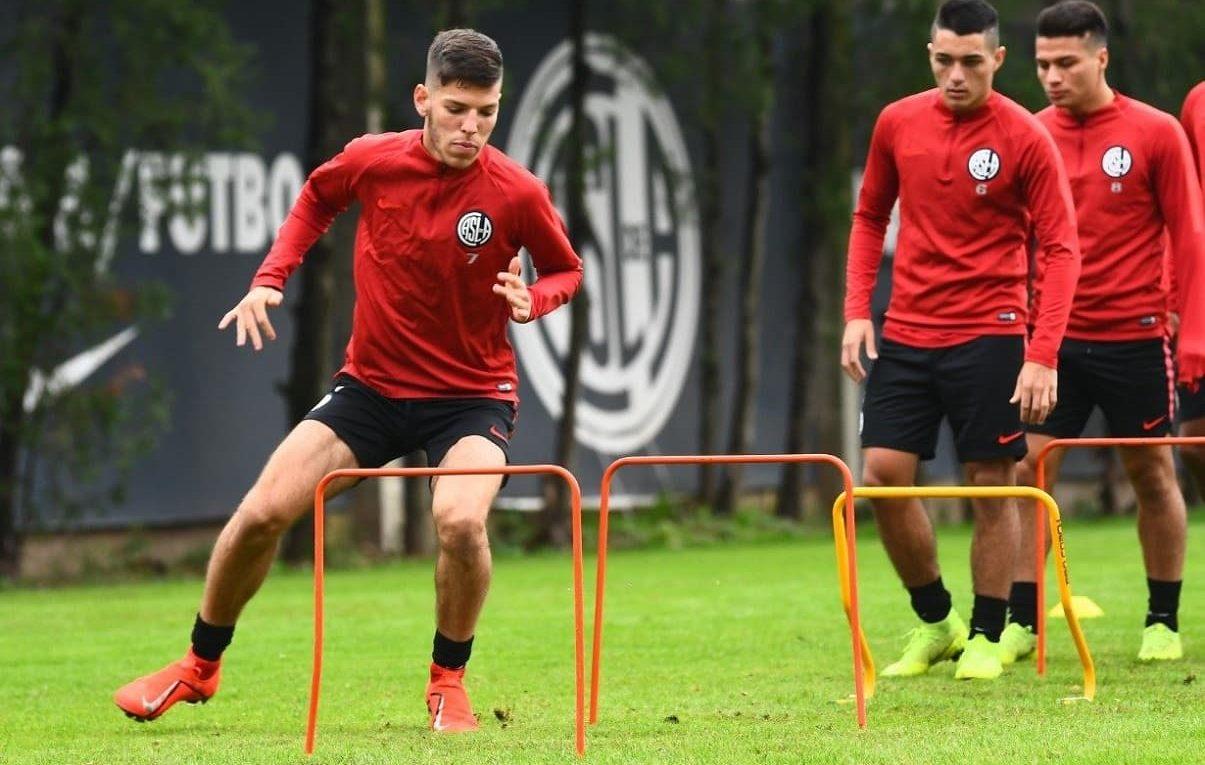 En la mañana de este lunes 20 de mayo, tras el entrenamiento del plantel de San Lorenzo de Almagro, el técnico Diego Monarriz anunció lo que será el equipo titular el miércoles cuando enfrenten a Estudiantes de San Luis por la Copa Argentina, desde las 21 horas.