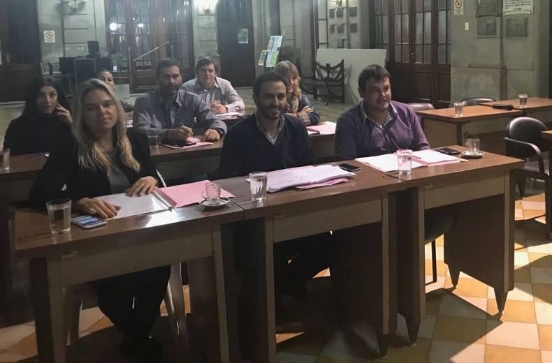 En Rojas, el bloque Cambiemos propone eximir del derecho de construcción a las PyMEs