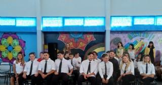 La Escuela Secundaria N° 5 tuvo su acto de colación