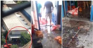 Violento saqueo a un supermercado de Pergamino: temen por una ola de robos
