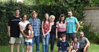 La ciudad de Rojas en la TV Pública, a través de la familia de Pablo Molina