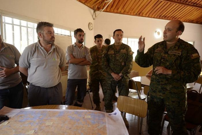 El Gobierno provincial, en conjunto con el Ejército argentino, llevó adelante simulacros para capacitar a los municipios que pertenecen a la Cuenca del Río Arrecifes en situaciones de emergencia ante posibles desastres naturales.