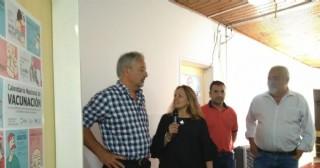 Inauguraron las remodelaciones y mejoras del CAPS de Rafael Obligado