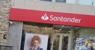 Denuncian mala atención en la sucursal local del Banco Santander