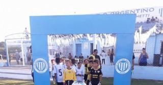 Este sábado presentan el Torneo Argentino Rojas