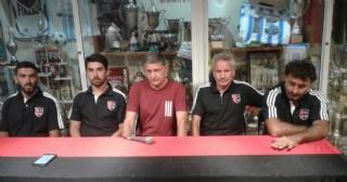 Jorge Newbery presentó su nuevo cuerpo técnico