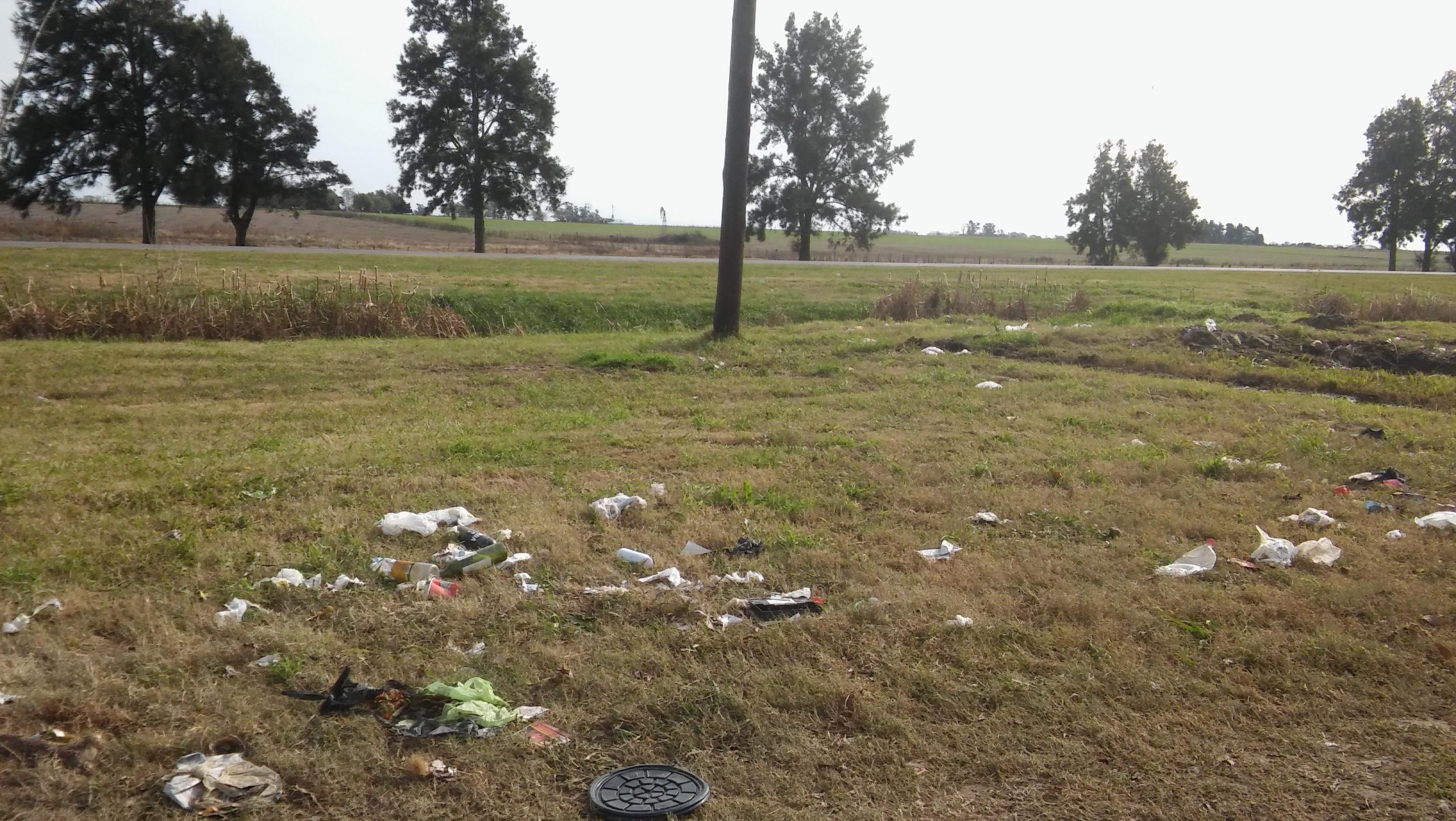 Mientras el lanzamiento del programa de separación de residuos domiciliaria, aun no se implementa. El Municipio lo había anunciado para enero de este 2018.