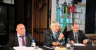 Claudio Rossi asumió su segundo mandato