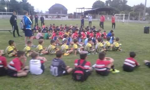 Este domingo 6 de enero se dio inicio a lo que será el certamen de divisiones infantiles que involucra a las categorías 2009 y 2011, y que se estará desarrollando a lo largo del mes en las instalaciones del Nuevo Club Juventud de la ciudad de Rojas.