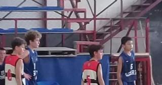 Triunfo de la U13 de Sportivo