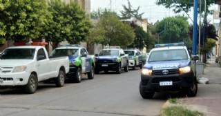 Intensa actividad policial durante el fin de semana