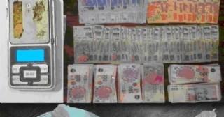 Detienen en Salto a un sujeto que comercializaría drogas en Rojas