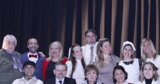 """El grupo La Barraca de Pergamino presenta """"Jettatore"""" en el TAFS"""