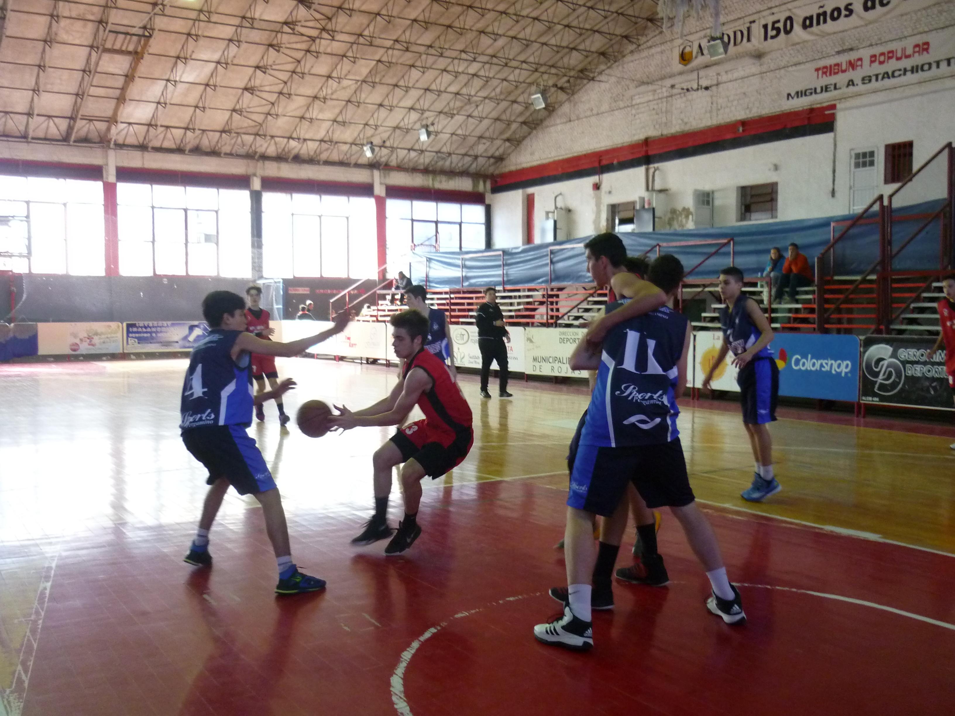 El club Sportivo de nuestra ciudad recibió este sábado al club Ricardo Gutiérrez  de Arrecifes para llevar adelante una nueva fecha del torneo.