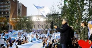 Las madres de los barrios fumigados de Pergamino denunciaron que fueron golpeadas durante la visita de Macri y Vidal