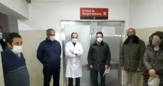 """La """"Cruzada Solidaria"""" entregó nuevas donaciones al sistema municipal de salud"""