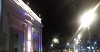 Siguen los bailes en la terraza del Centro Español