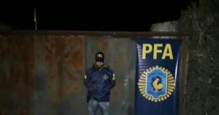 Allanamientos y detenidos en la ciudad por narcomenudeo