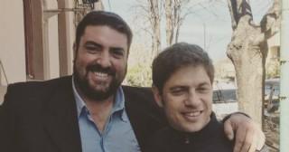 El justicialismo de Rojas acompaña a Kicillof en el reinicio de su campaña