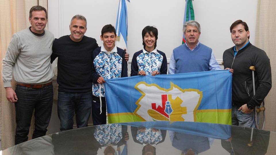 Dos atletas de Pergamino participan en los Juegos Parapanamericanos de Lima 2019. Ambos se entrenan en la Escuela Municipal de Deportes Adaptados.