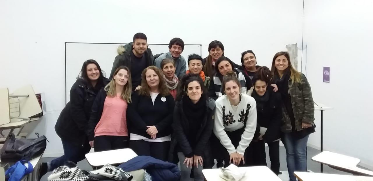 El curso finalizó el pasado viernes 19 de julio en el Centro de Formación Profesional Dr. Rene Pérez.