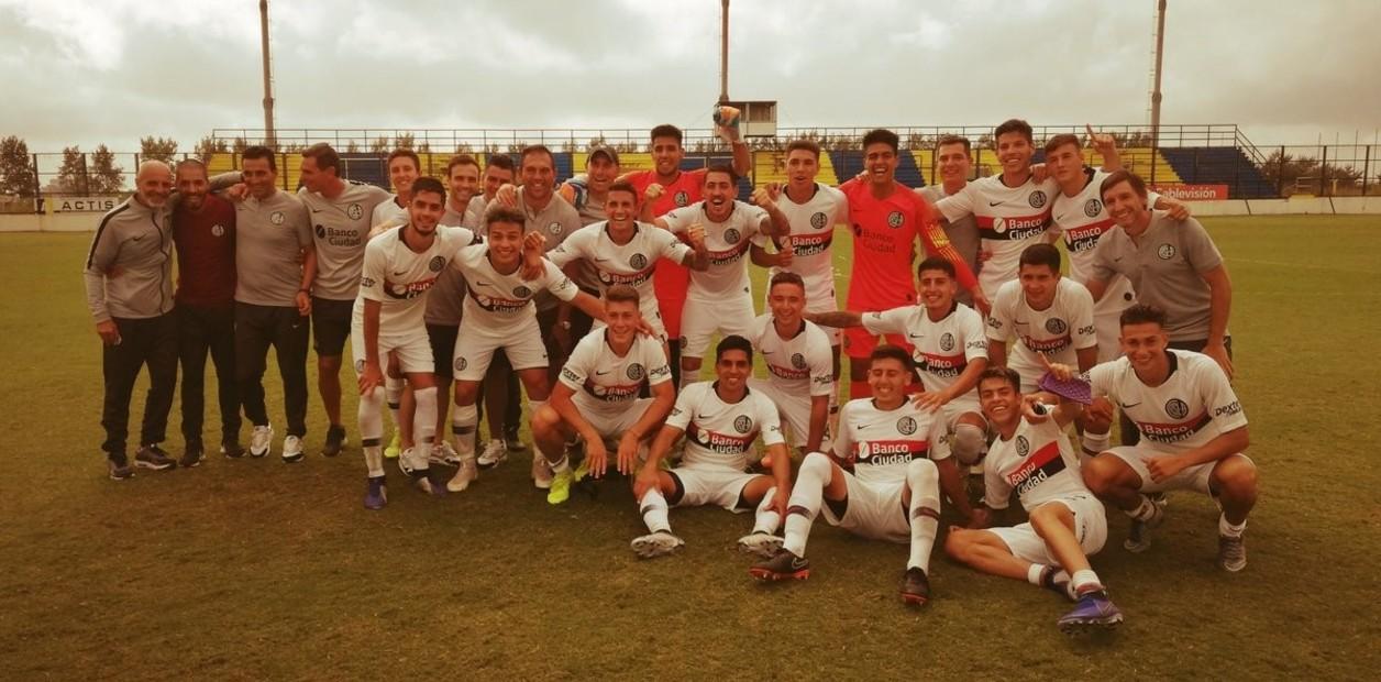 La Reserva de San Lorenzo de Almagro venció 3 a 1 a Rosario Central por la fecha 23 de la Superliga Argentina, con goles de Gonzalo Berterame y Alexander Díaz y se consagró campeón de la categoría.