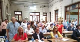 Juraron los concejales electos para el periodo 2019-2023