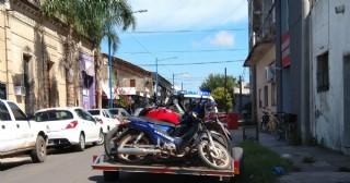 Se suman motos secuestradas que luego no son recuperadas