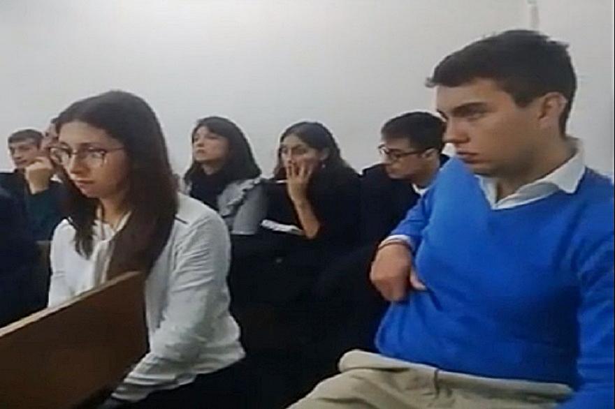 Por Javier Orellano, corresponsal de Rojas Ciudad en Junín