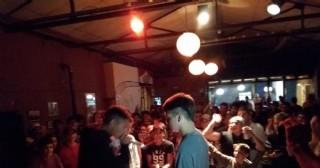 Exitoso encuentro de hip hop en la Estación Cultural La Minga