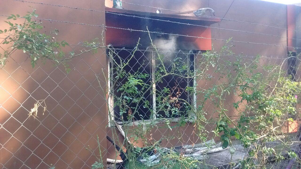 Sucedió en la mañana de este jueves 15 de febrero, alrededor de las 5.45, en una casa de familia ubicada en calle Padre Silvan 590 de Barrio Santa Teresa.