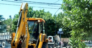 El Municipio recuerda los nuevos horarios de recolección de montículos