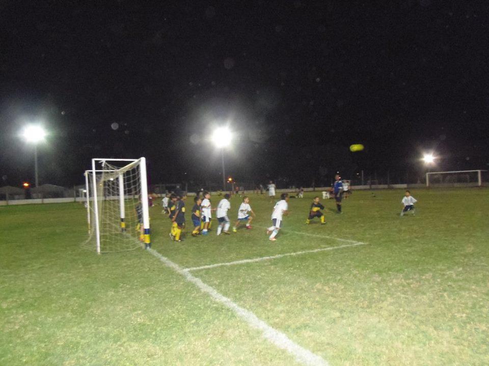 Desde este domingo 6 de enero y hasta el 11 del mismo mes se estará disputando en las instalaciones del Nuevo Club Juventud de nuestra ciudad el Torneo Nocturno correspondiente a las categorías 2011 y 2009.