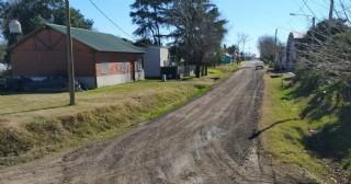 Se completaron tres jornadas de trabajo en las calles de Carabelas