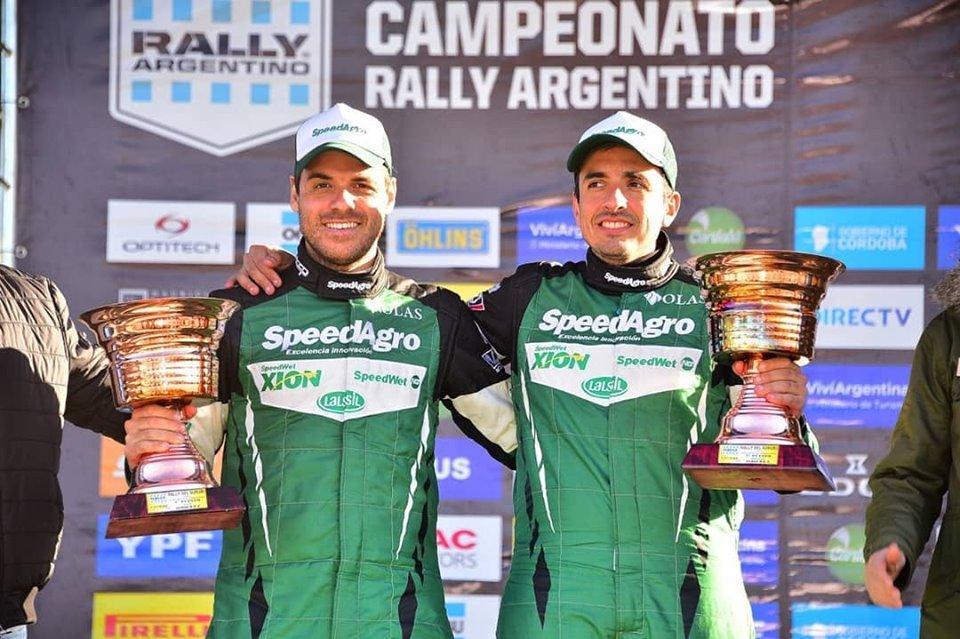 El fin de semana se corrió una nueva fecha del Rally Argentino en el cual participa el piloto oriundo de Rojas Nicolás Díaz.