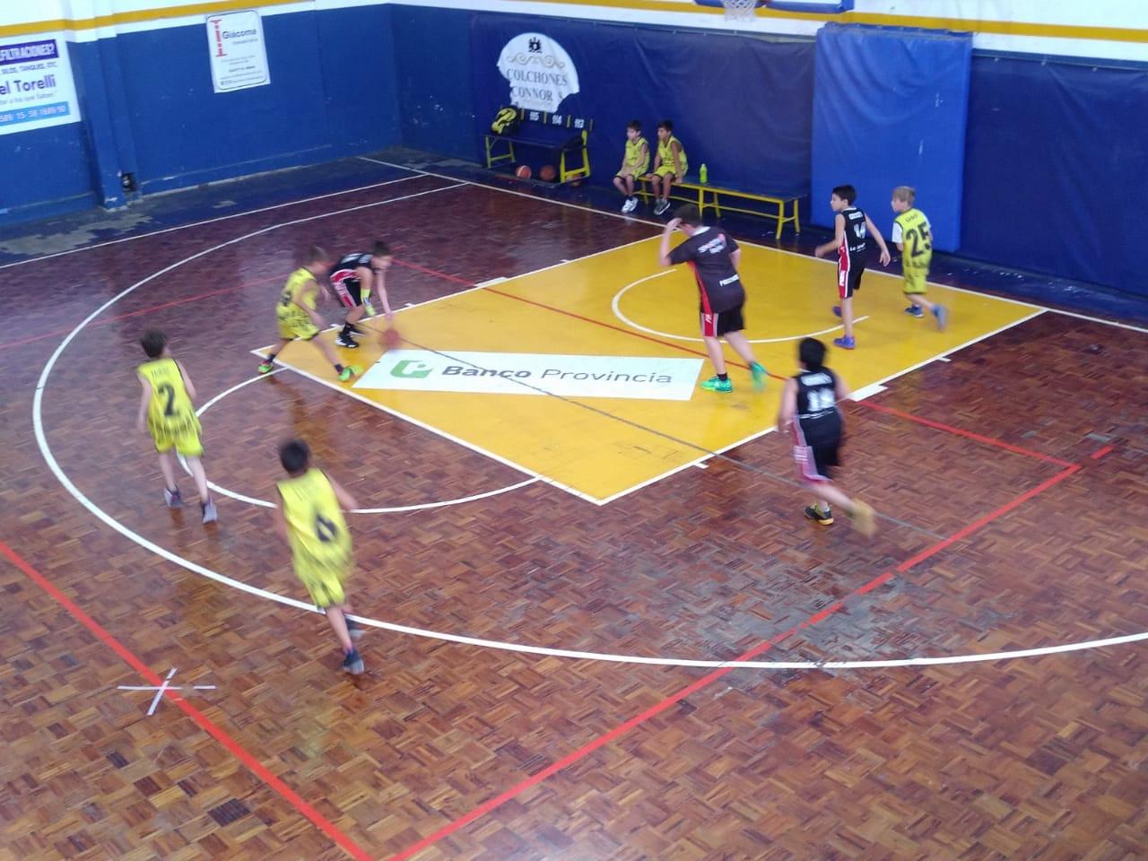 Por una nueva fecha del torneo de divisiones inferiores de la Asociación Pergaminense de Básquet, los equipos del Club Sportivo Rojas juegan como local el próximo sábado 13 de julio frente a sus pares de Juventud de Pergamino.