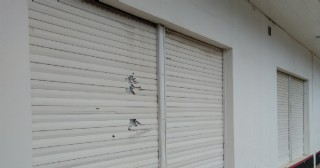 Provocan daños en el salón del Club Jorge Newbery