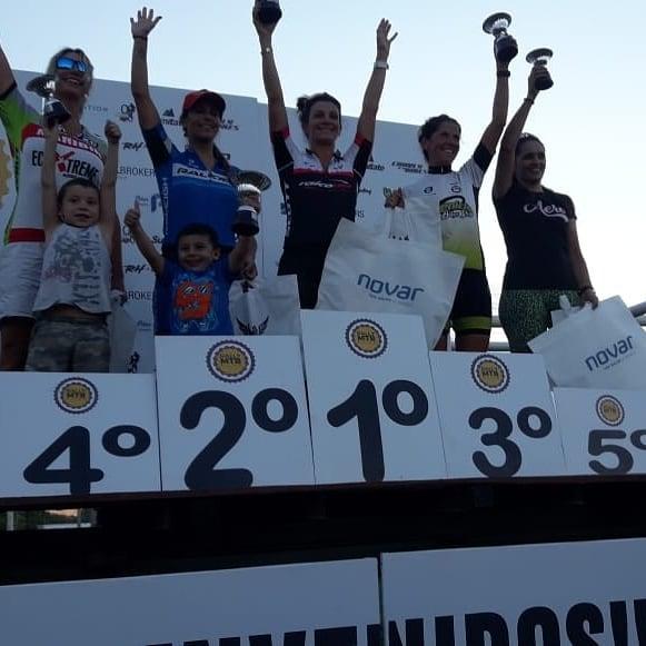 Se corrió este fin de semana la primera carrera del rally MTB de Pilar con muy buena participación de ciclistas rojenses.