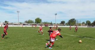 Divisiones juveniles: Resultados y goleadores cumplida la  tercera fecha