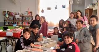 La Escuela Secundaria N° 5 lleva adelante actividades para fomentar la lectura