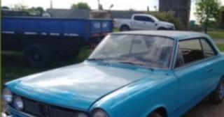 Auto secuestrado en taller ubicado en la Ruta 45