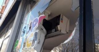 Un hecho de vandalismo trascendió porque lo informó el damnificado
